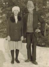 Henrik och Zenida